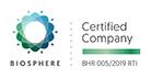 Logotipo da Biosphere